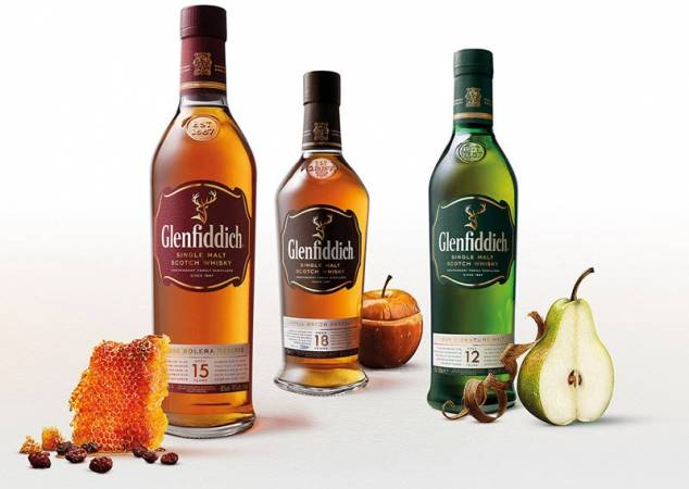 Glenfiddich Cookery Day for Men Gift Experience Edinburgh Image 1