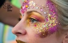 Glitter Festival MakeUp Class Image 1 Thumbnail