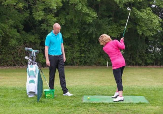 9 Hole Golf Lesson With a PGA Pro  at 140 UK Locations Image 5