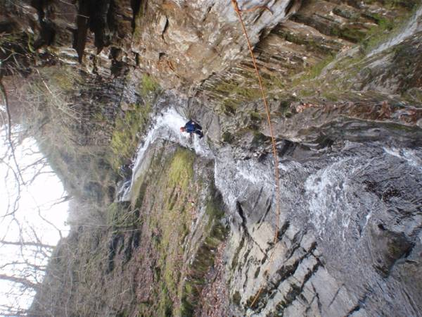 2 hour Gorge Walking Experience  through clear welsh water in Llangollen, North Wales Image 3