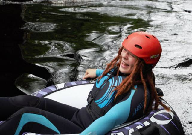 Gorge Walking & River Tubing in one of Stirlingshire's rivers Image 1