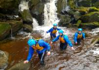Thumbnail - Gorge Walking in North Wales Half Day Out for the Family Image 0