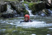 Thumbnail - 2 hour Gorge Walking Experience  through clear welsh water in Llangollen, North Wales Image 1