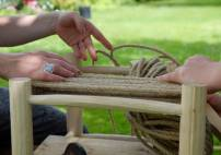 Greenwood Stool Making Image 3 Thumbnail