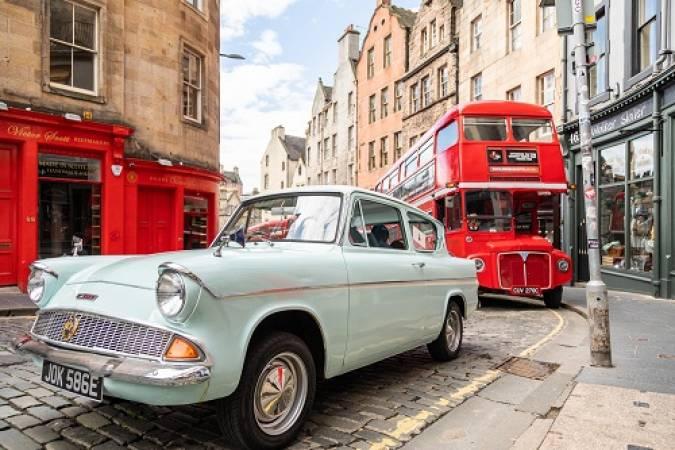 Edinburgh Harry Potter Tour  in Edinburgh - Luxury Gift Experience Image 1