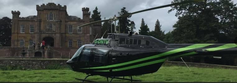 Helicopter tour Loch Lomond Oban Fort William Ben Nevis Glenfinnan Image 2