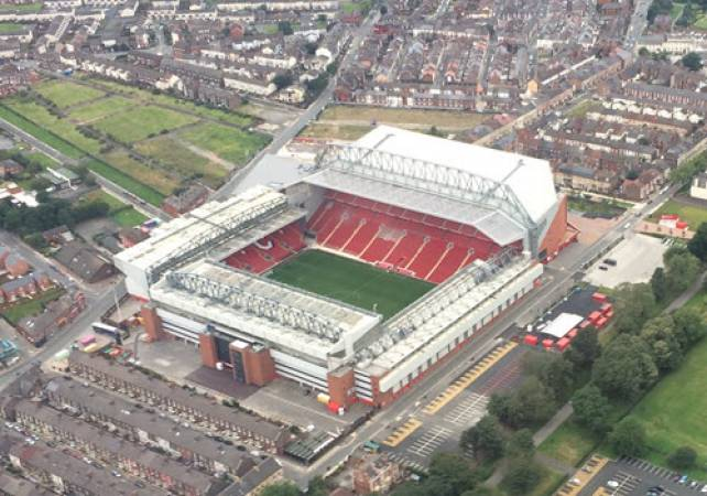 30 min Sightseeing Helicopter Tour Liverpool - LGE Image 1