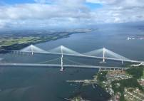 Thumbnail - Private Helicopter Sightseeing Tour for 30 Mins Over Edinburgh Image 2