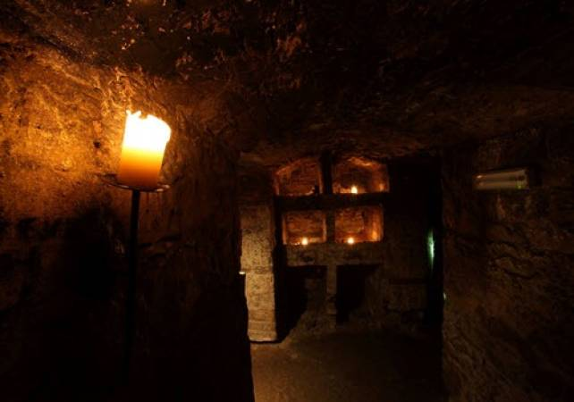 Mercat Hidden and Haunted Ghost Tour experience in Edinburgh Image 4