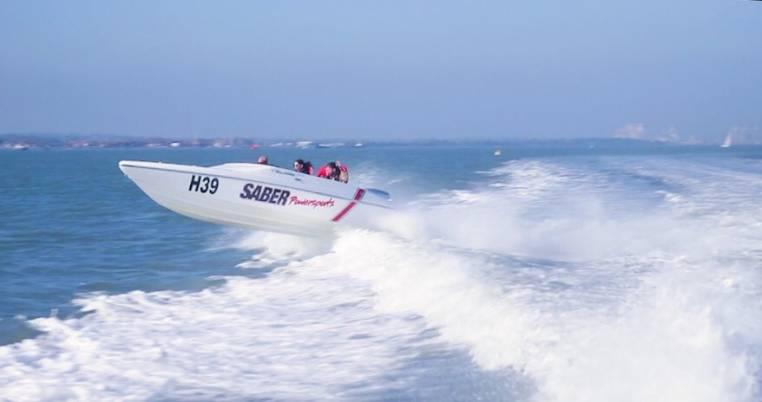 Boat Racing Honda Formula 4-Stroke Championship Boats Southampton Image 3