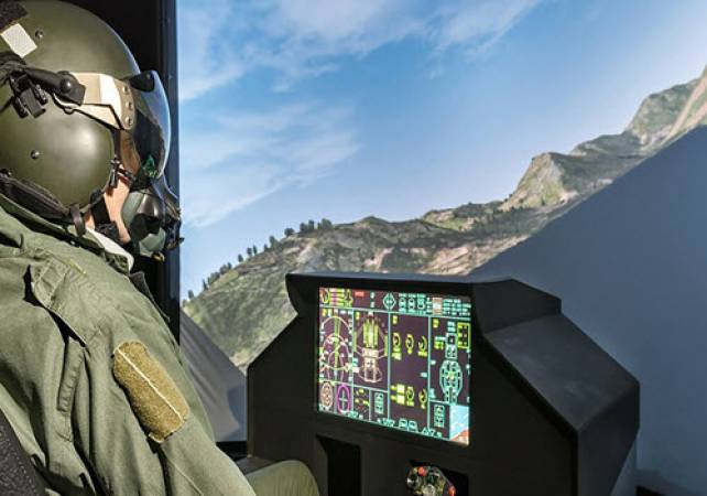 Flight Simulator   Top Gun Jet Fighter Experience in Newcastle, 8 Years + Image 1