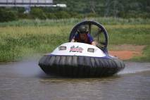 Adult and Child Hovercraft Experience Image 2 Thumbnail