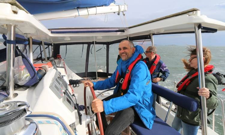 Half Day Exclusive Sailing Experience for Two - South Queensferry Image 4