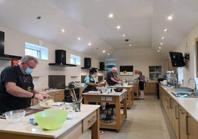 Indian Cooking Day Course with Sharmini Award Winner Chef Yorkshire Image 3