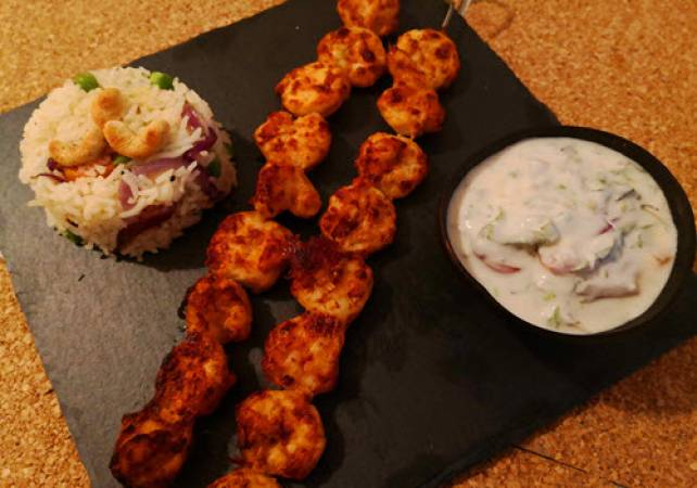 Indian Cooking Day Course with Sharmini Award Winner Chef Yorkshire Image 2