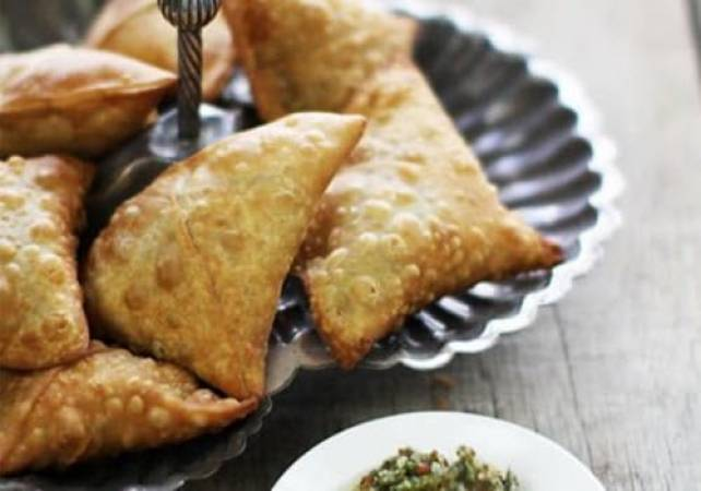 Indian Street Food Cookery Class  Wandsworth London Image 4