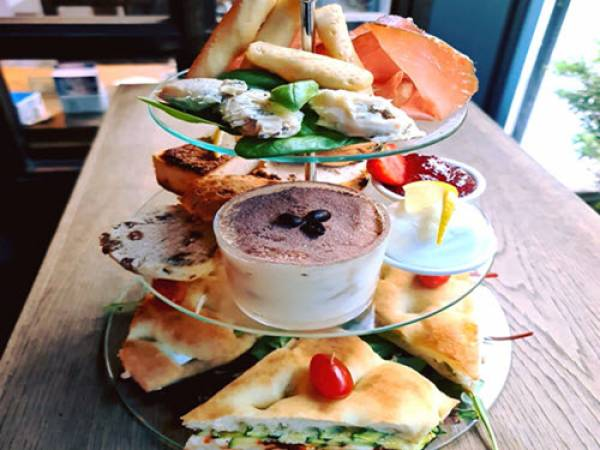 Italian Afternoon Tea for Two  - at various UK Locations Image 1