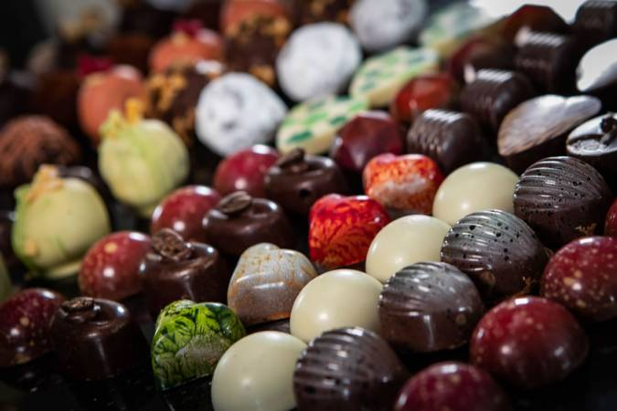 Luxury Chocolate making workshop for two in York Image 1