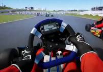 Thumbnail - 4D Full Motion Racing Car Simulator Experience in Newcastle, 10 Years + Image 2