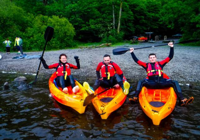 Day Out River Kayaking in the Lake District for the Family - age 10yrs + Image 3