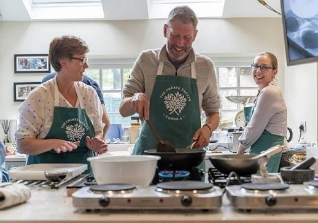 Thai Cookery Class Cumbria Suitable for All Levels and 16 years+ Image 3
