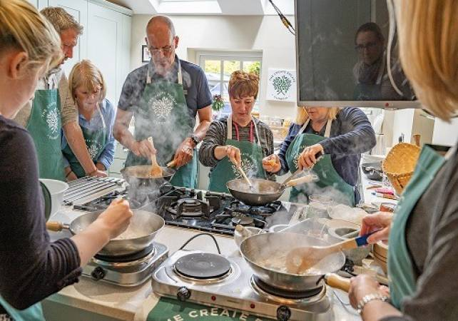 Thai Cookery Class Cumbria Suitable for All Levels and 16 years+ Image 5