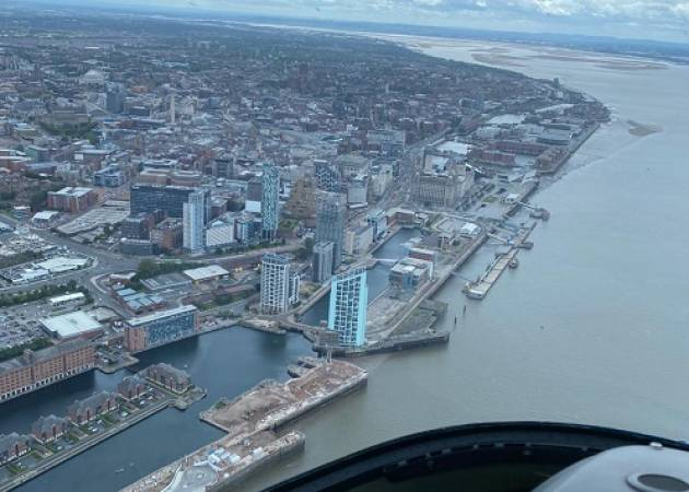 1 Hr Private Sightseeing Flight of NW England - Best Way to see the sights Image 4
