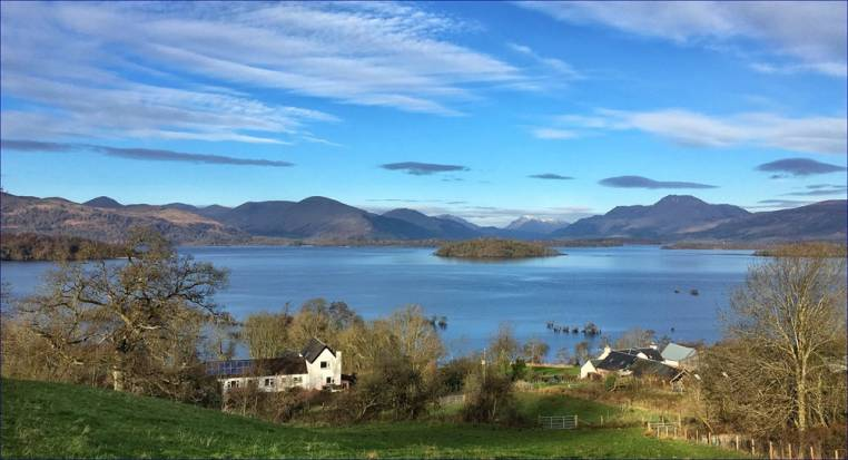 Speedboat Tour on Loch Lomond, The Trossachs for upto 8 People Image 2