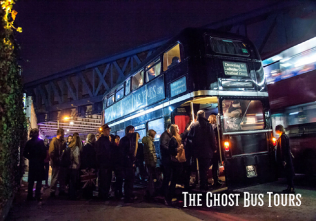 75 Minute Spooky London Ghost Bus Tours  Suitable for All Ages Image 5