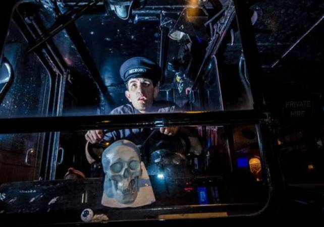75 Minute Spooky London Ghost Bus Tours  Suitable for All Ages Image 4