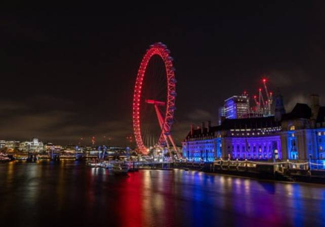 London Night Photography Private Tour South Bank and Westminster Image 3