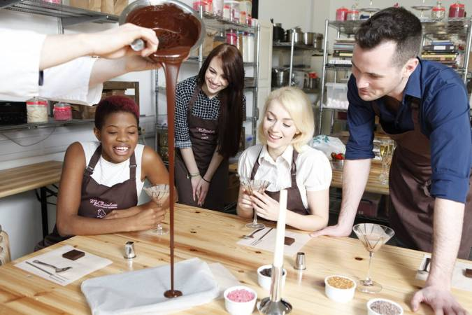 Luxury Chocolate & Cocktail Making Workshop, London - Experience Image 3