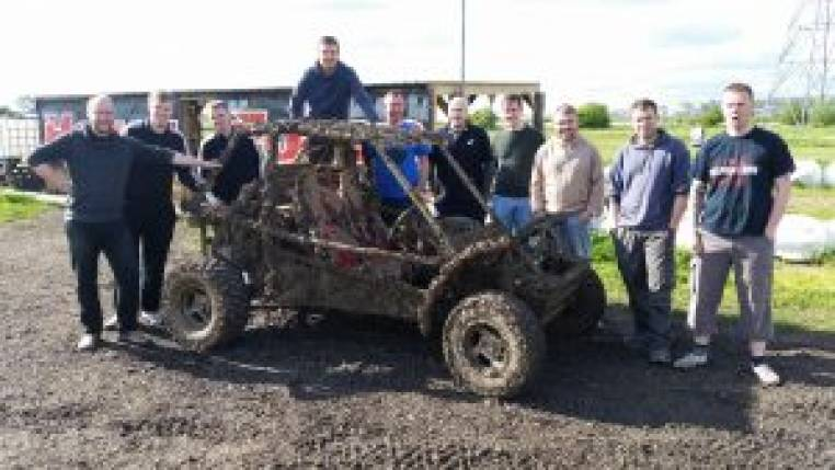 2 hour experience to drive a 1200cc Off Road Rally Buggy Image 2