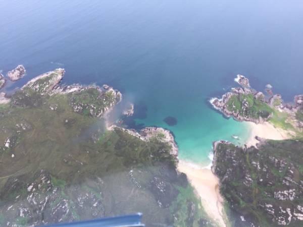 Helicopter tour Loch Lomond Oban Fort William Ben Nevis Glenfinnan Image 5