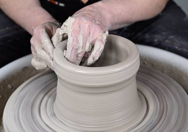 Pottery Classes West Yorkshire Suitable for 10yrs + All Abilities Image 5