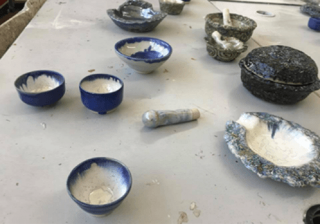Adult Pottery Workshop pottery wheel, hand building or sculpture in clay Image 2