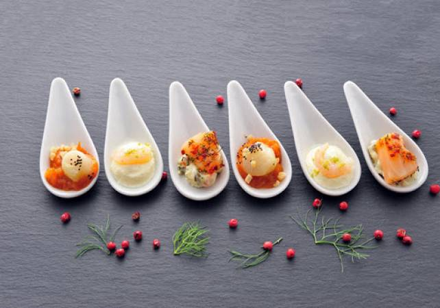 Private Chef At Home Fine Dining 7 Course Tasting Available Across UK Image 1