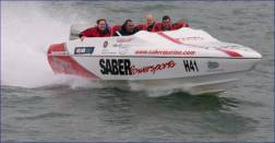 Luxury Powerboat Day for Two Image 2 Thumbnail