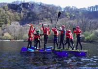 Raft Building in the Lake District Image 0 Thumbnail