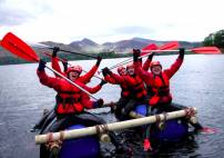 Raft Building in the Lake District Image 1 Thumbnail