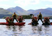 Raft Building in the Lake District Image 3 Thumbnail