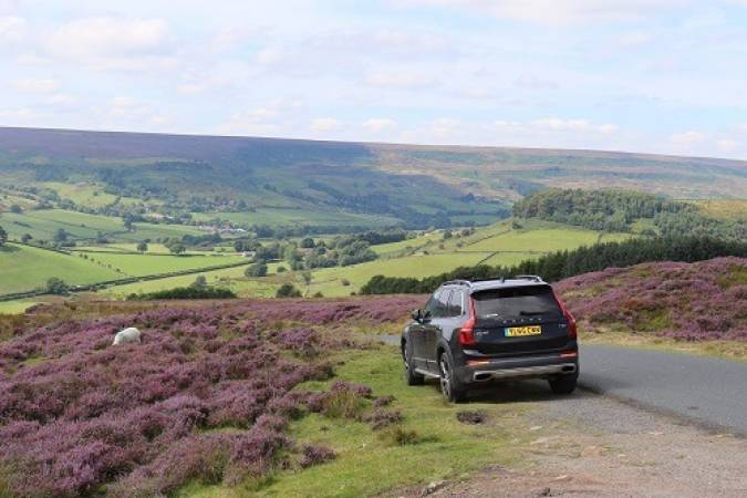 Private Driver Guided tour of North Yorkshire Moors and Whitby Image 2