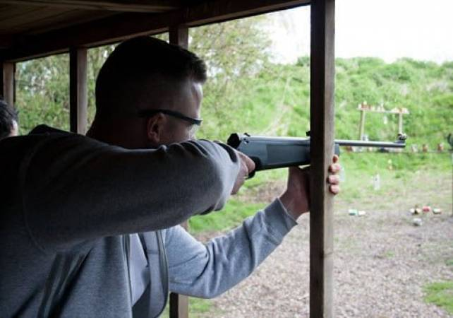 Rifle Shooting for Juniors (5-14 years) in Nottingham Suitable for all Levels Image 2