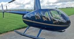 30 min Sightseeing Helicopter Tour Blackpool Image 1 Thumbnail