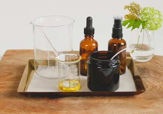 luxury pampering natural beauty workshop in London Image 1