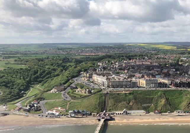 This amazing air tours flights in the North East of England Image 2