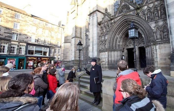 Royal Mile Tours in Edinburgh - Mercat Tours Edinburgh Image 2