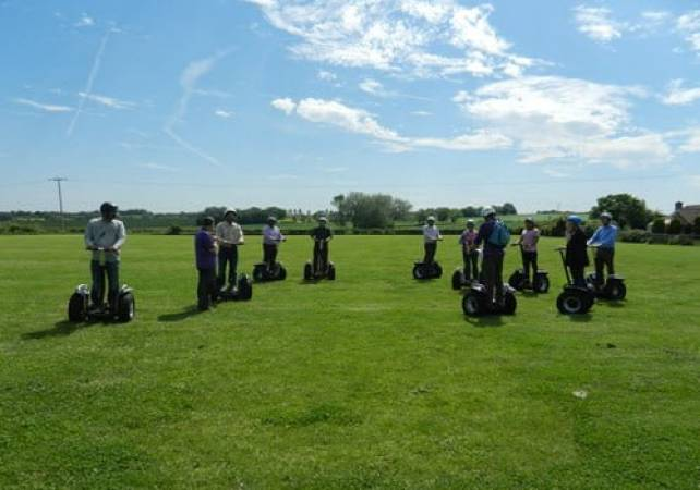 Segway Experience  Milton Keynes, with groups of up to 8 people Image 5