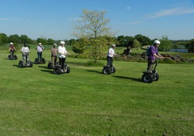Segway Experience  Milton Keynes, with groups of up to 8 people Image 4