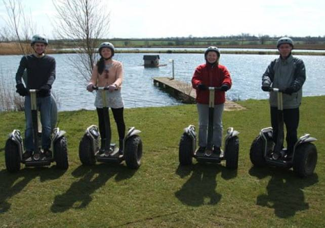Segway Experience  Milton Keynes, with groups of up to 8 people Image 3